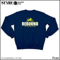 B Lion REBOUND-Sweat(Navy)