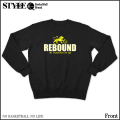B Lion REBOUND-Sweat(Black)