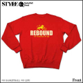 B Lion REBOUND-Sweat(Red)