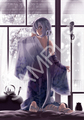 B2タペストリー:シロツバキ(大雪)