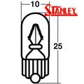 WB121 12V1.7W T10 スタンレー