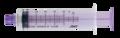 ジェイフィード・紫色(ISO規格)ENシリンジ20ml  JF-3S50Z