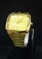 期間限定価格 NIXON THE PLAYER -Gold/Gold-