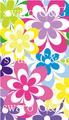 花柄 パステル