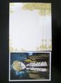 送料無料 未使用 一番くじ アイドリッシュセブン Wonderland in the dark 六弥ナギ N賞 ブロマイドレターセット