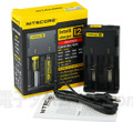 i2 Nitecore Intellicharger i2 V2 Li-ion/NiMH battery ACチャージャー
