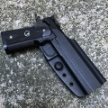 G-Code STI 2011用 OSH Kydex Holster BLACK