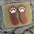 Right Two Bear Arms - Patch Set