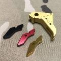 RWA マルイG17/18C用 Agency Arms トリガー GOLD