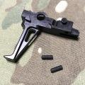 GunsModify  マルイM4MWS用CMCタイプアジャスタブルスティールトリガー
