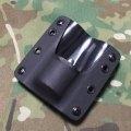 RCS SureFire 6P/G2L モジュラーライトキャリア BLACK