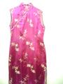 袖なしチャイナドレス CD061