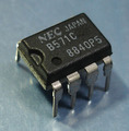 NEC uPB571C (500MHz プリスケーラーIC)