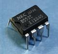 NEC uPB552C (プリスケーラーIC)