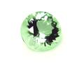 1.52ct 珍しいミントグリーンに輝く未処理の水晶 ブラジルモンテズマ鉱山産 非加熱ブラジオライト