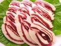 イノシシ肉 バラ500g(スライス)焼肉に!