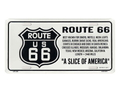 COMMERCIAL PLATE~ROUTE66~