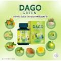 DAGO Green x 2箱  【自然派デトックスダイエット】自然由来の安心健康デトックスダイエットサプリです