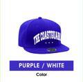 PURPLE / WHITE Color