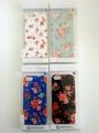日本未発売☆韓国スマホケース 花柄ケースiPhone5s☆GALAXYs5