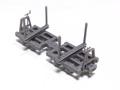0611 HOn 木製運材台車 鉄道プラモデル
