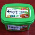 韓国の味付お味噌