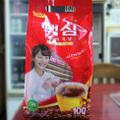 韓国のインスタントコーヒー100杯分