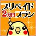 プリペイド2万円プラン [0g]