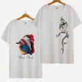 Tシャツ!小鳥