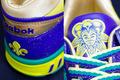 リーボック イーアールエス5000 Ⅱ Yellow/Purple