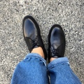 """TRIBECA Select Import Item """"French Army Millitary Service Shoes"""""""