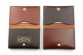 "ANCHOR BRIDGE ""Etrusco & Maremma Leather Card Case"""