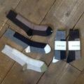 "ID DAILYWEAR ""Wool Panel Socks"""