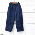 """SETTO """"Wide Tuck Trousers"""""""