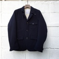 """H.UNIT STORE LABEL """"Wool Hunting Jacket"""""""