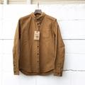 """ORGUEIL """"Herringbone Button-Down Shirt"""""""