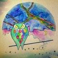 CD「真夜中の僕、フクロウと嘘」