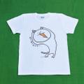 きゃっきゃがくるTシャツ【150〜L】