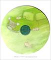 「ひなたぼっこ」CDラベル