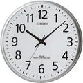 シチズン スペイシーM463オフィスクロック直径45cm電波掛時計8MY463-019屋内用