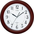 シチズン リバライトF461夜でも見える電波掛時計(8MY461-006)