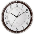 シチズン スリーウェイブM805 AMラジオ時報電波キャッチ機能付高性能電波掛時計4MY805-006