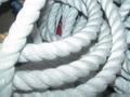 クライミング・ターザンロープ・懸垂ロープ・登り綱(ビニロン)太さ38ミリ×長さ3メートル
