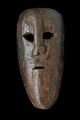 インドネシア・ティモール島の木彫りのマスク TM_s_13