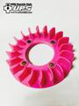ジャイロ系 クーリング 軽量ファン キャノピー X UP ピンク色
