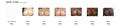 オプション スキントーン 肌の色選択