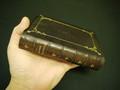 美品♪小さな革の本 PREMIERE COMMUNION(キリスト教の儀式ブック)