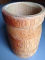 【ベトナムの雑貨】木彫りの器