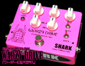 『WARZY DRIVE PINK』Extreme Metal Box-DISTORTION