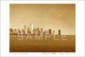 <コーヒー画>「CHICAGO」 ポストカード